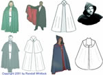 Coat - Capes - Cloaks