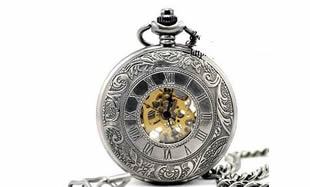 Steampunk Pocket Watches