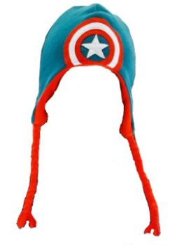 Captain America Shield Laplander