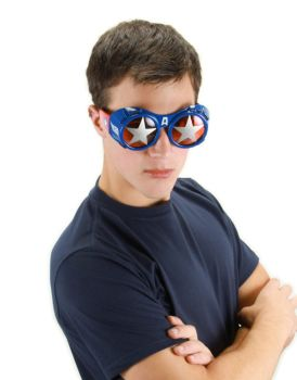 Captain America - Avenger - Goggle Glasses