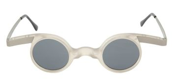 Mad Scientist Frost White Glasses