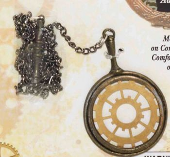 Steampunk Deluxe Watch Gear Monocle