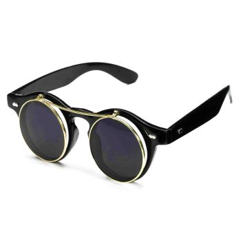 Steampunk Flip Up Glasses