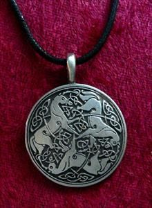 Patterns of time celtic horse epona pendant solid pewter necklaces celtic horse epona pendant solid pewter aloadofball Gallery