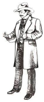Gentleman's Frock Coat Pattern