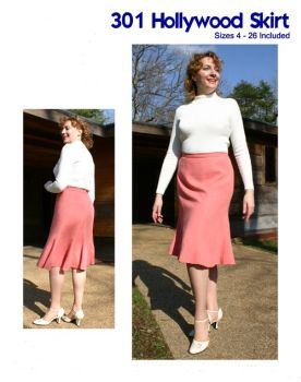 Hollywood Skirt Pattern