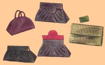 1944 Hand Bags Pattern