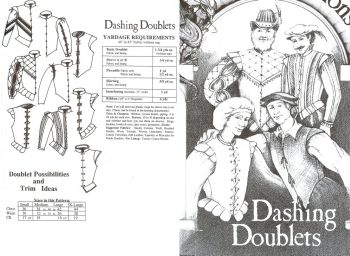 Dashing Doublets Pattern