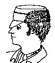 1800s to 1900s Gentlemen's Winter Cap Pattern
