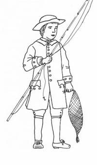 Boy's Frockcoat Pattern