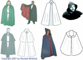 Cape Collection Pattern