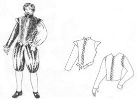 14th -15 th C. Patlock and 16th-17th Doublet