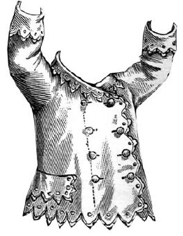 1892 Little Boy's Jacket Pattern