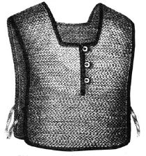 1876 Knitted & Crochet Chest Protector Pattern