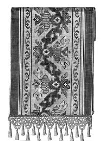 1890 Table Scarf Pattern