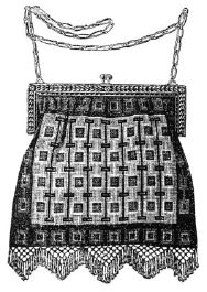 1914 Beaded Bag Pattern