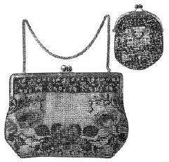 1913 Beaded Bag & Coin Purse Pattern