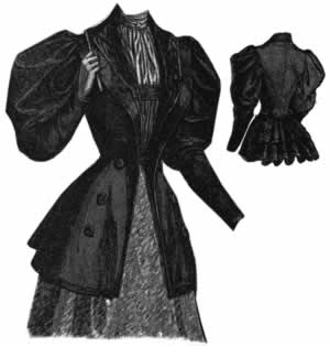 1894 Open Jacket or Blazer