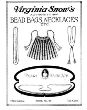 1926 Beading Instruction Booklet