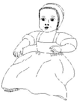 Infant's Clothing Pattern