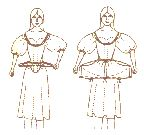 1720-1780 Hooped Petticoats Pattern