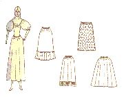 1550-1840 Under Petticoat instructions