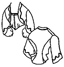 1860's Tea Bodice Pattern