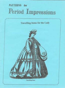 Civil War Era Lady's Traveling Item Book