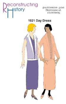 1920s Day Dress Pattern