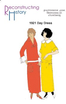1920s Day Dress Pattern by Reconstructing History
