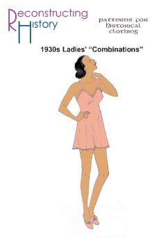 1930s Ladies' Combinations Pattern