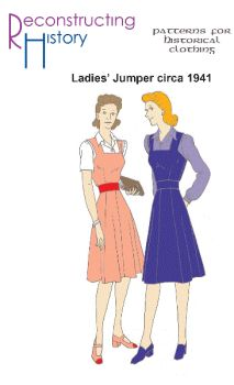 1941 Jumper Pattern