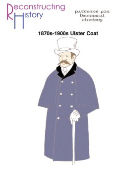 1870s-1900s Double-Breasted Ulster Pattern