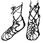 Gillie Brogues (Scottish Shoes) Pattern