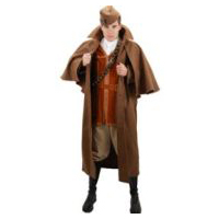 Steampunk Victorian Era Iverness Cape/Coat Brown by Elope