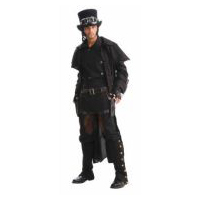 Steampunk or Wild West Double Thigh Holster