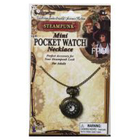 Steampunk Pocket Watch Necklace Prop