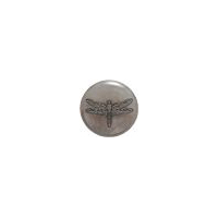 Seraphina Dragonfly Button 3/4""