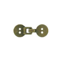 Istanbul Clasp Antique Brass Finish