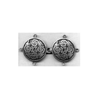 Celtic Canines Clasp