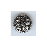 Large Sissel Button - Pewter