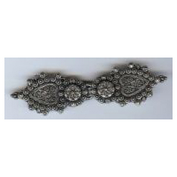 Sissel Pewter Cloak Clasp