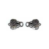 Drage (Dragon) Pewter Bodice Ties
