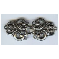 Valle Pewter Cloak Clasp