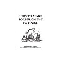How to Make Soap - From Fat to Finish