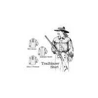 1700s to 1860s Trailblazer Shirt Pattern