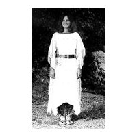 Plains Indian Dress Pattern