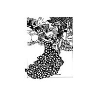 Flamenco Dress and Practice Skirt Pattern