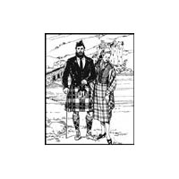 Scottish Kilts Pattern