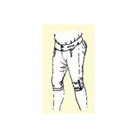 1700's Men's Fall Front Breeches Pattern by JP Ryan
